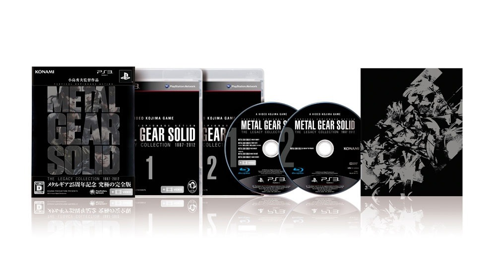 Colectia Metal Gear Solid: The Legacy Collection primeste un trailer cu istorie