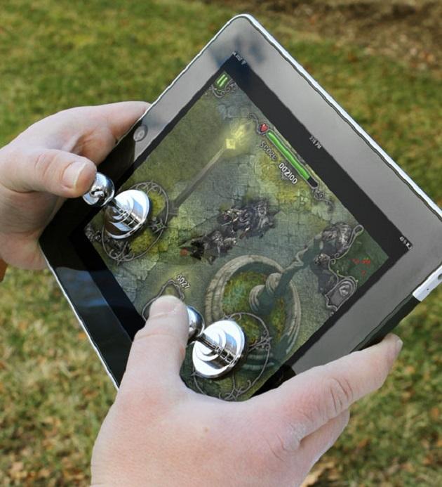 """JoyStick-IT, un """"joystick"""" pentru tablete"""