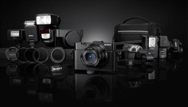 Sony anunta DSC-RX100M2, un alt compact din alta clasa