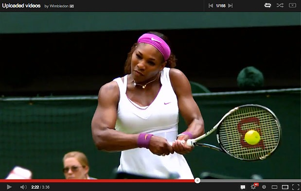 Incepand de azi, turneul Wimbledon e disponibil live pe YouTube