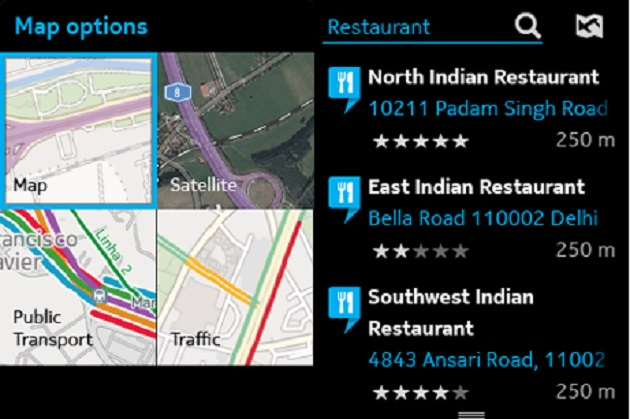 Nokia HERE Maps, disponibila in varianta beta pentru Asha 501
