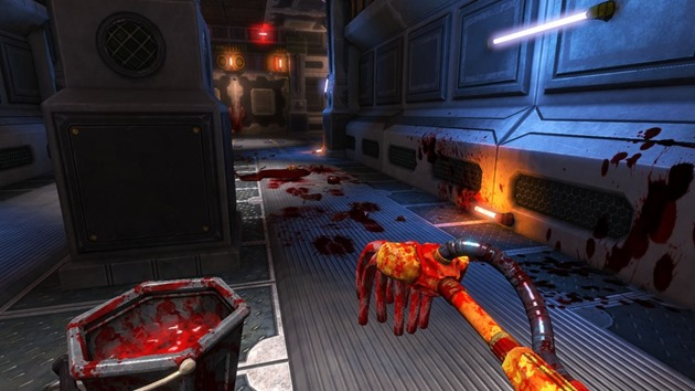 Viscera Cleanup Detail, un alt fel de simulator de curatenie [VIDEO]