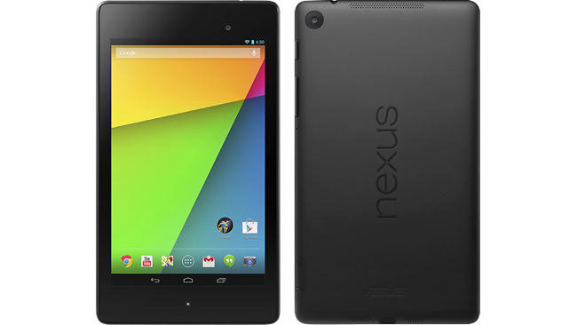 Nexus 7 – Specificatiile complete ale versiunii a 2-a