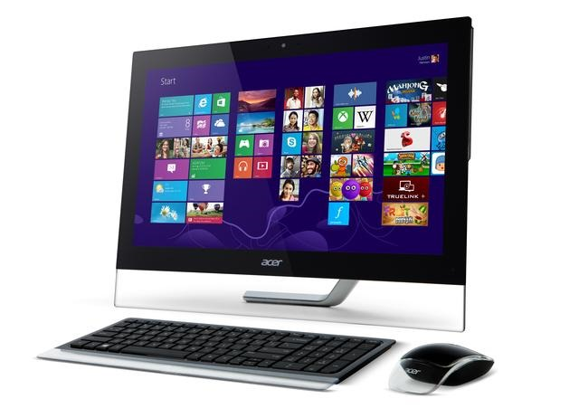 Acer anunta Aspire U5, un all-in-one de actualitate