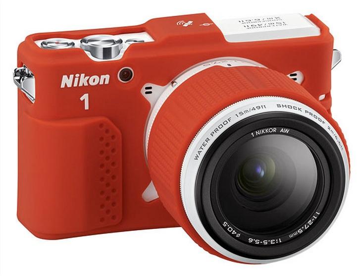 Nikon 1 AW1 – Primul mirrorless subacvatic