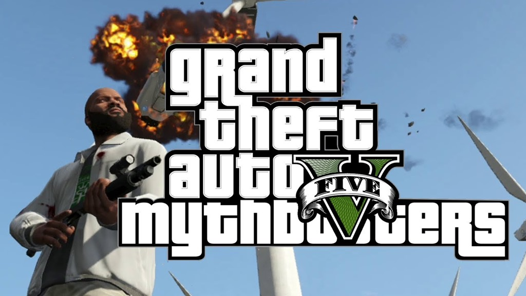 A aparut Mythbusters varianta GTA 5 [VIDEO]