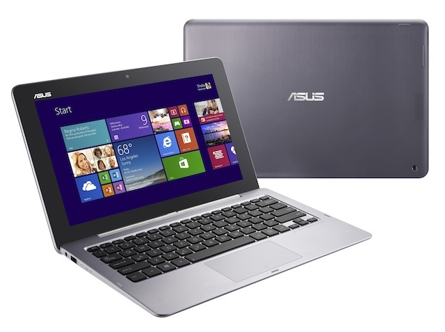 ASUS Transformer Book Trio combina un laptop, desktop si o tableta