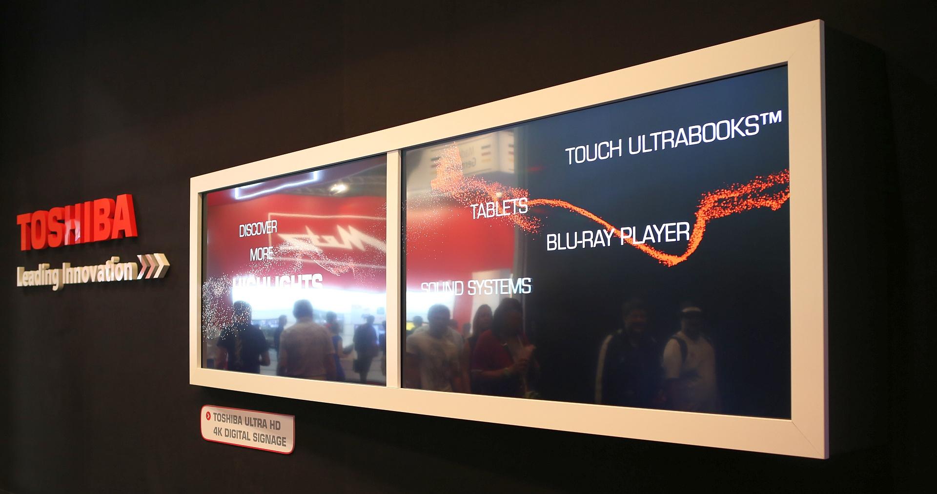 Toshiba si nevoia de inovatie, la IFA 2013
