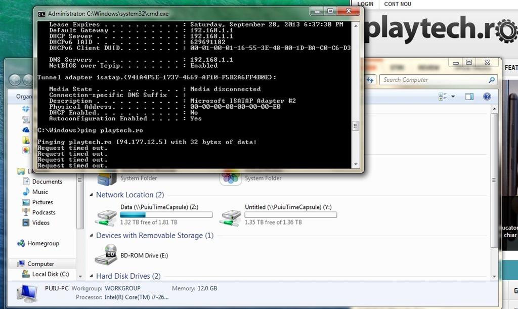 Top 10 comenzi DOS care iti sunt mai utile pe Windows ca niciodata