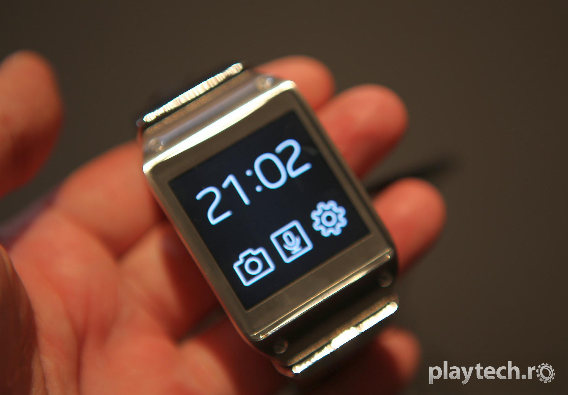 IFA 2013: Samsung Galaxy Gear Hands-On