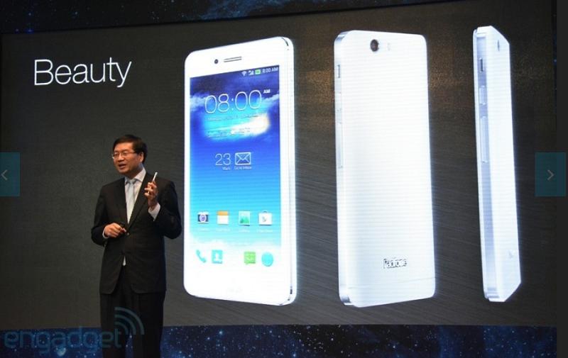 Noul ASUS PadFone Infinity, dezvaluit in Taipei