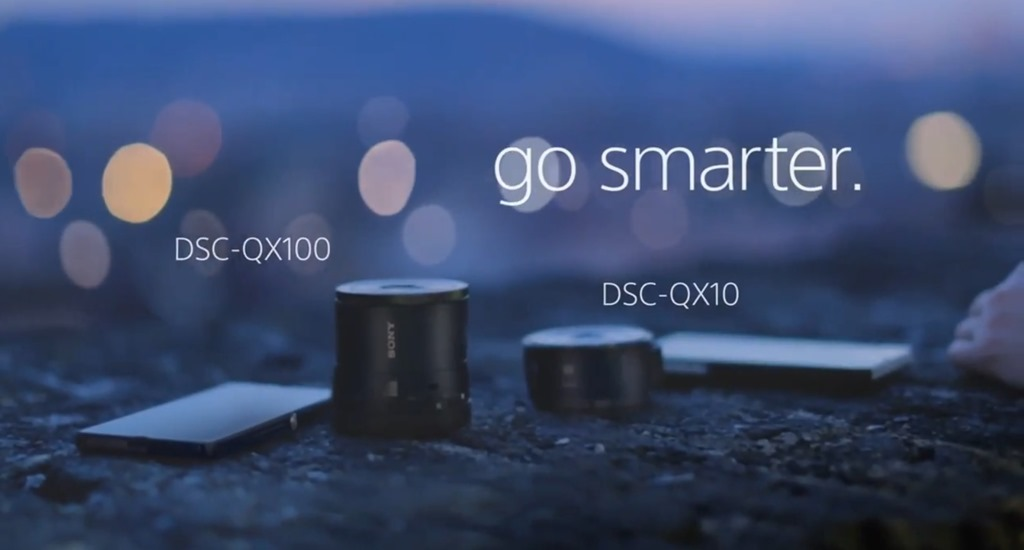 Sony de la IFA: Xperia Z1 si obiectivele Smart Shot, QX10 si QX100 [+VIDEO]