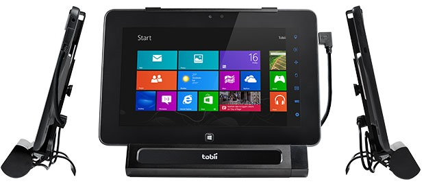 Tobii EyeMobile, un gadget exclusivist pentru tabletele cu Windows 8