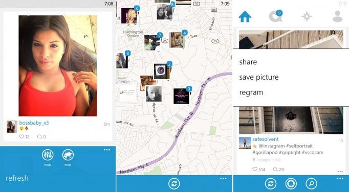6tag: Un client Instagram pentru WP8 intra in update
