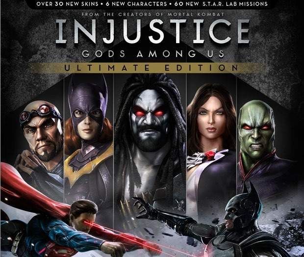 Injustice God Among Us Ultimate Edition merge pe orice platforma [+VIDEO]