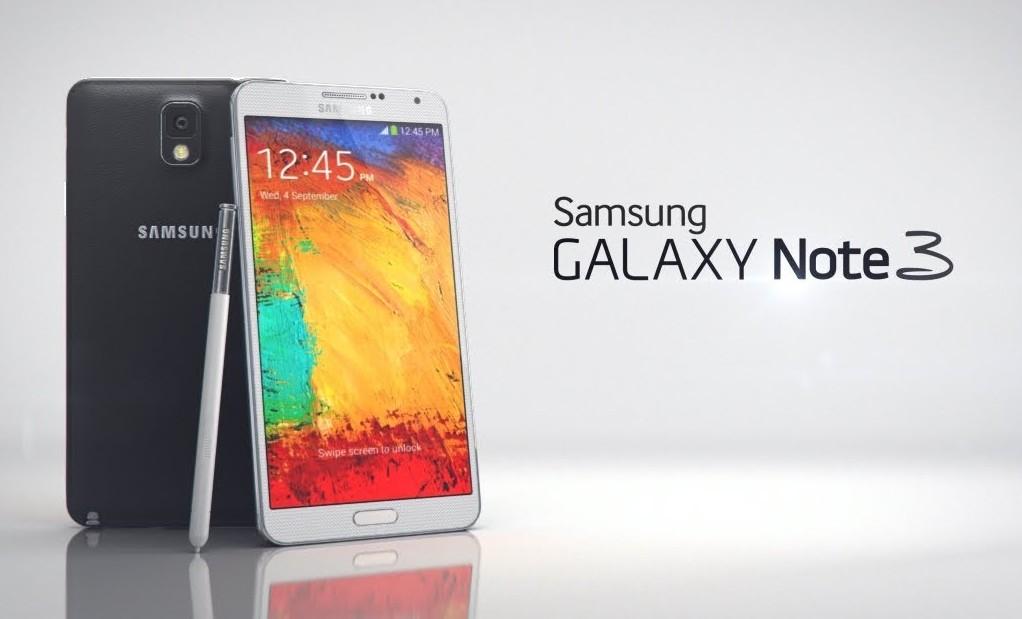 5 milioane de dispozitive Galaxy Note 3 vandute in prima luna