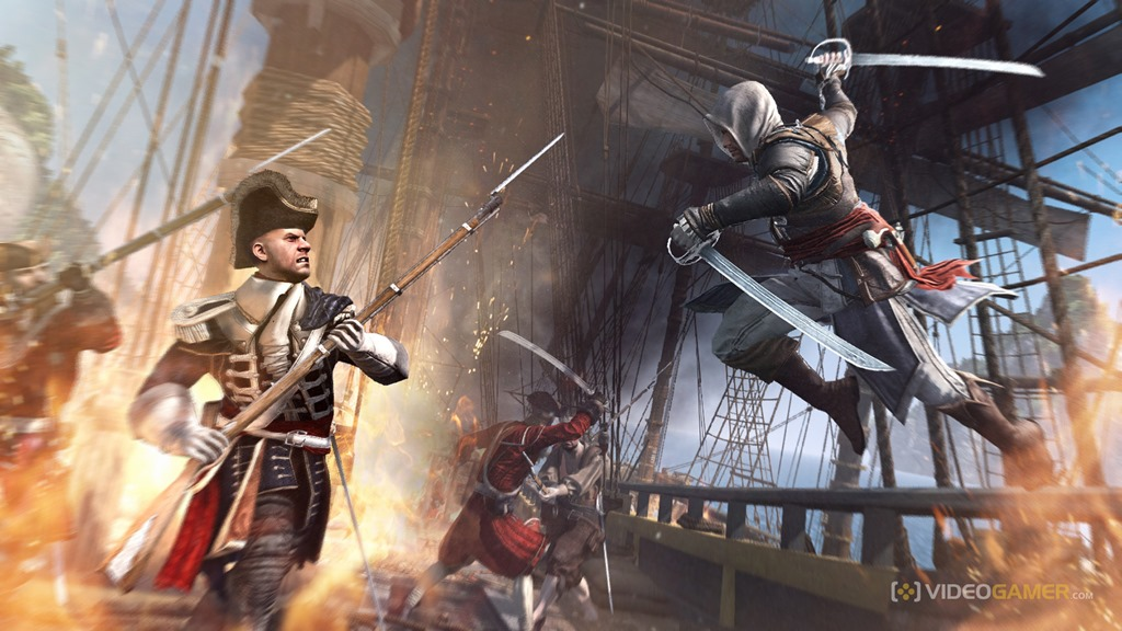 Noul trailer la Assassin's Creed Black Flag explica povestea jocului [VIDEO]