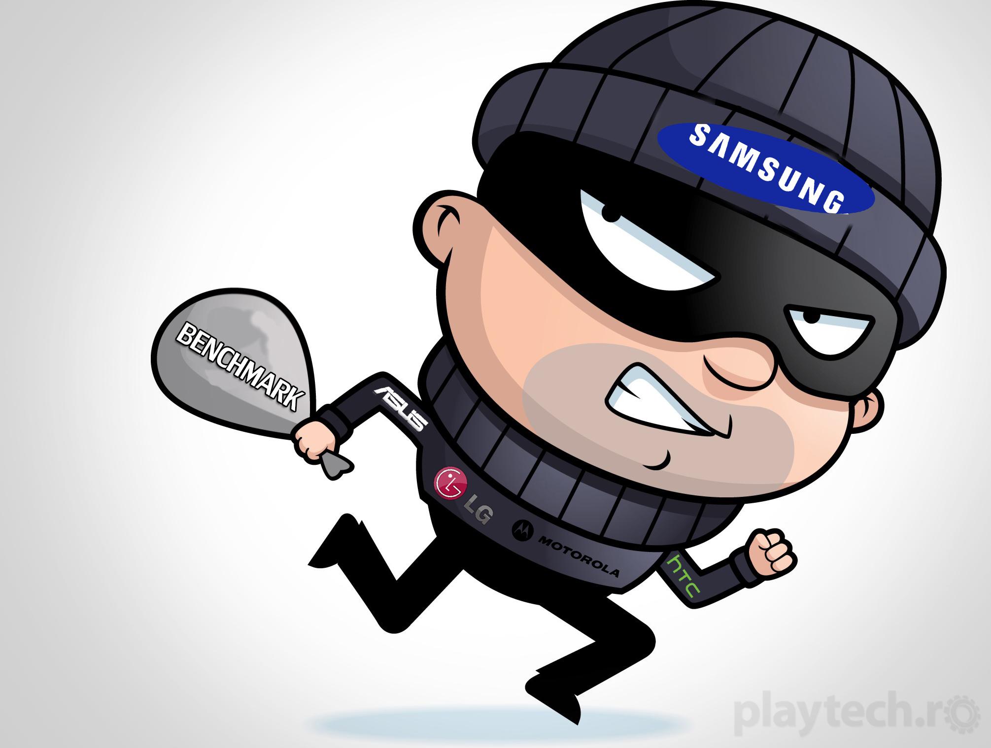 Studiu: Nu doar Samsung insala sistemul la benchmark-uri