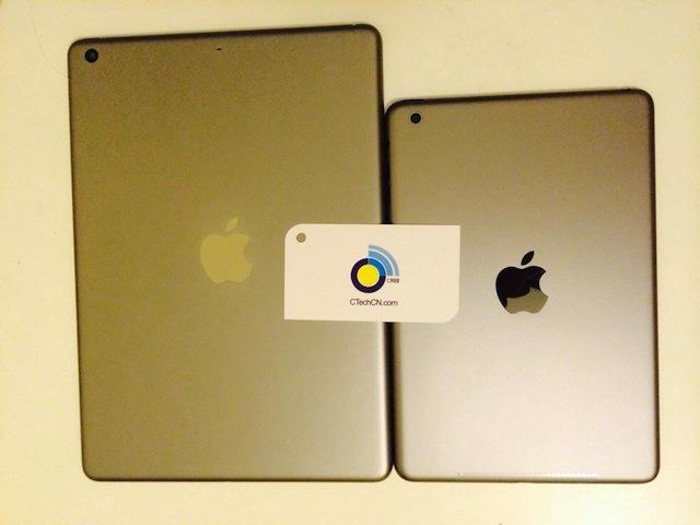 In curand vom vedea iPad 5 si iPad mini in carcasa aurie