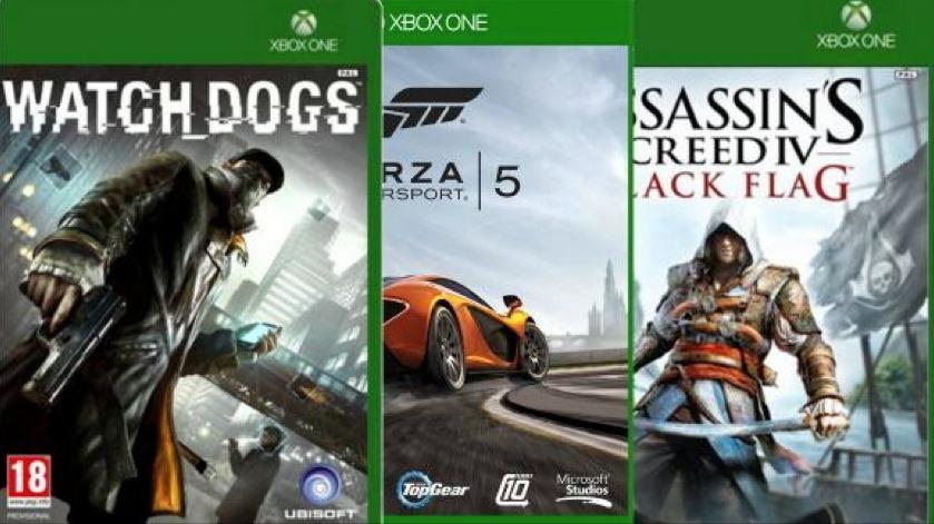 Jocurile de Xbox One te vor lasa rapid fara spatiu pe consola