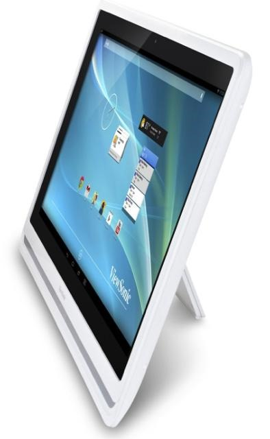 ViewSonic VSD241 este un hibrid atractiv dintre un monitor si o mega tableta