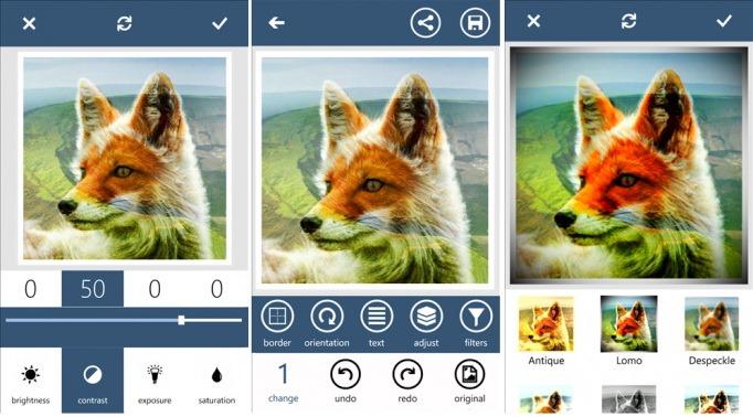 InstaBlender îţi combină fotografiile într-un mod creativ pe WP8