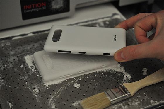 Imprimarea 3D devine mai facilă cu un Lumia 920 în locul unui PC [VIDEO]