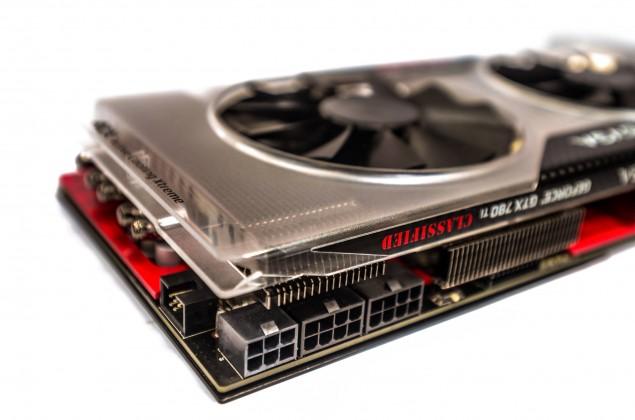 EVGA lansează GeForce GTX 780 Ti Classified K|NGP|N Edition