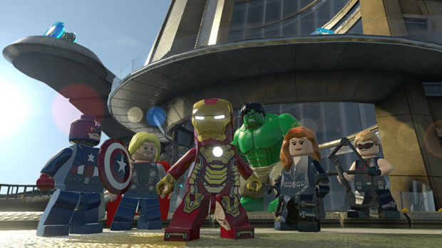 LEGO Marvel Super Heroes primește un nou pachet de personaje