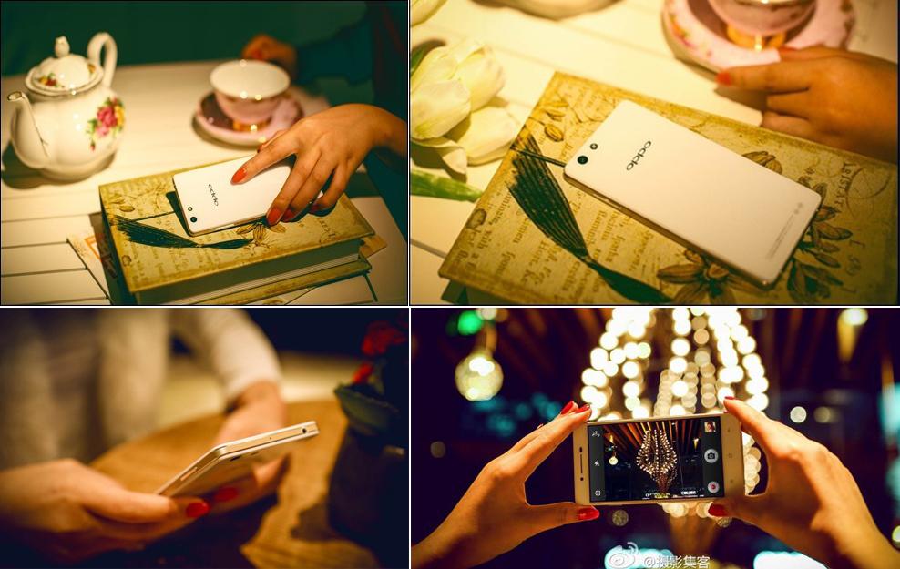 Oppo R1 apare în câteva imagini pe site-urile din China