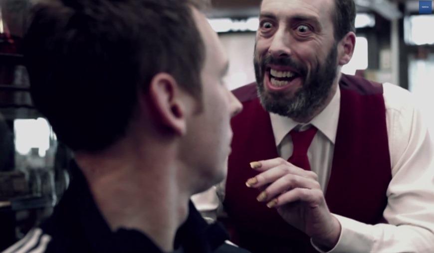 Nokia lansează o reclamă Lumia 2520 menită să te sperie, cred…