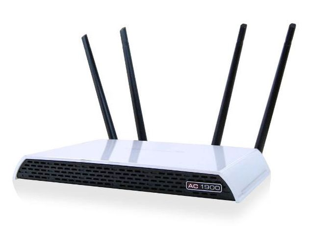 Amped Wireless anunță un router de putere mare AC1900