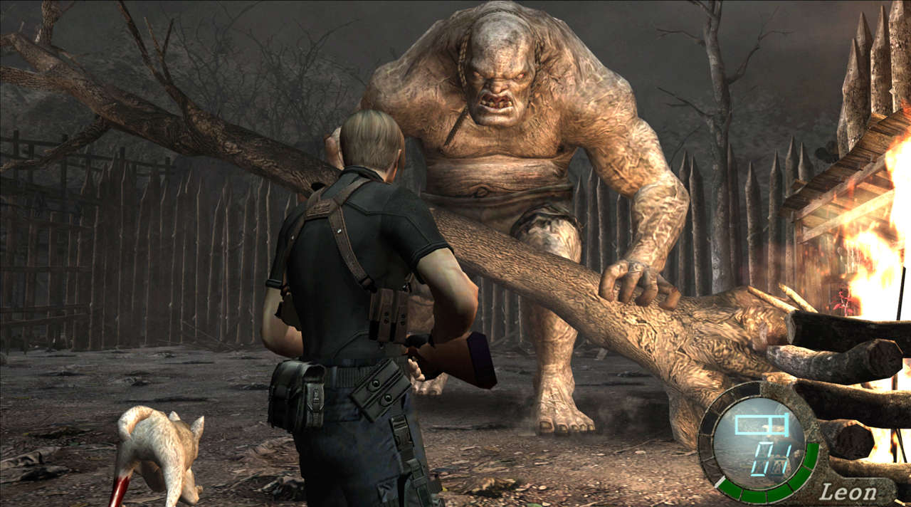 Resident Evil 4 Ultimate HD Edition vine pe PC