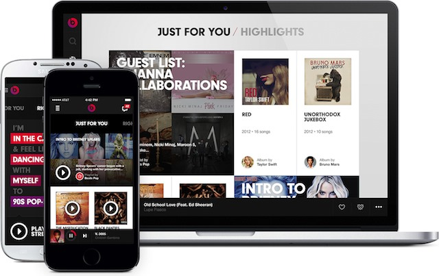 Beats Music – un nou serviciu de streaming e aproape gata