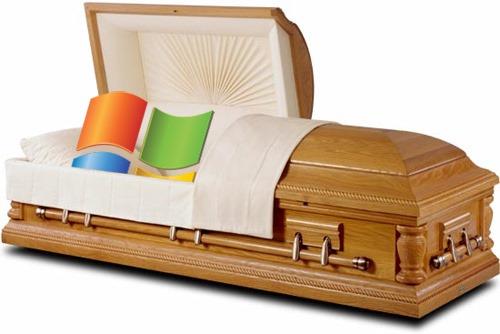 Microsoft îi avertizează pe ultimii utilizatori Windows XP