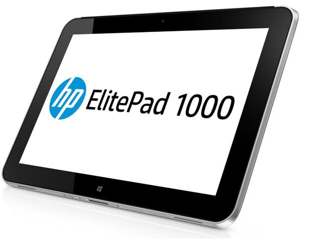 HP Elitepad 1000 G2 este o nouă tabletă business