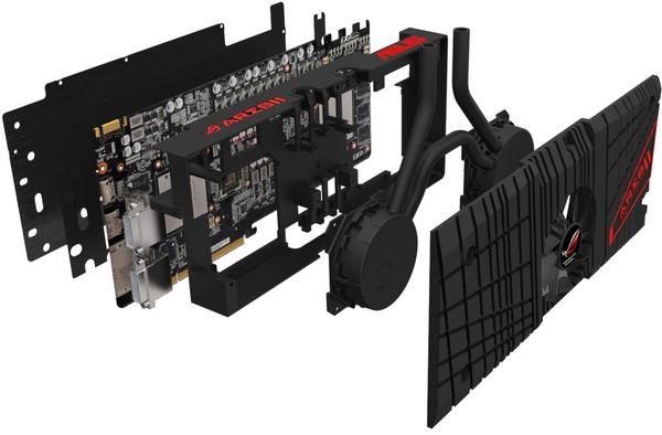 AMD Hawaii R9 295X2 Dual GPU?