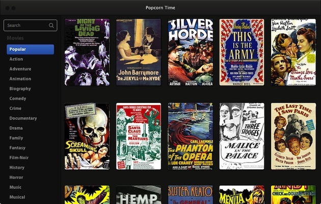 Popcorn Time, player-ul de filme de pe torrent, nu a murit, ci s-a reinventat