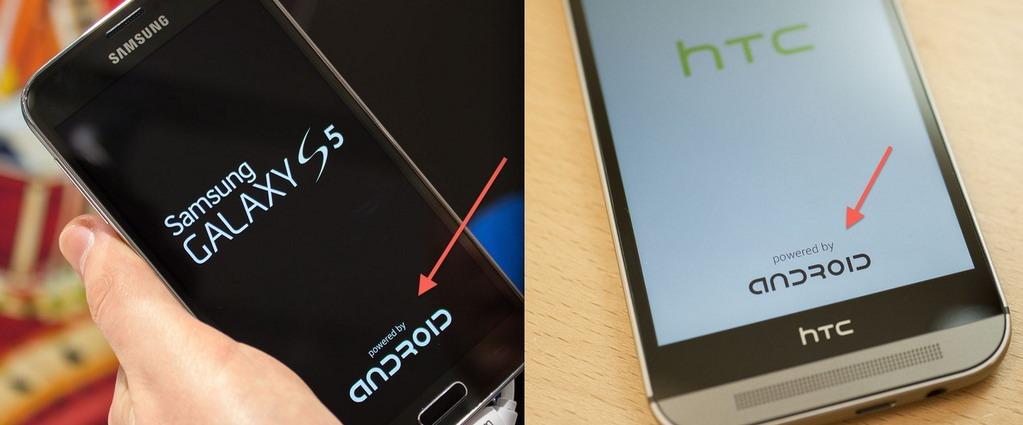 Google ne aduce aminte că multe telefoane sunt Powered by Android