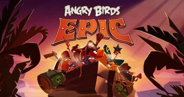 Noul Angry Birds Epic va fi un RPG Turn Based