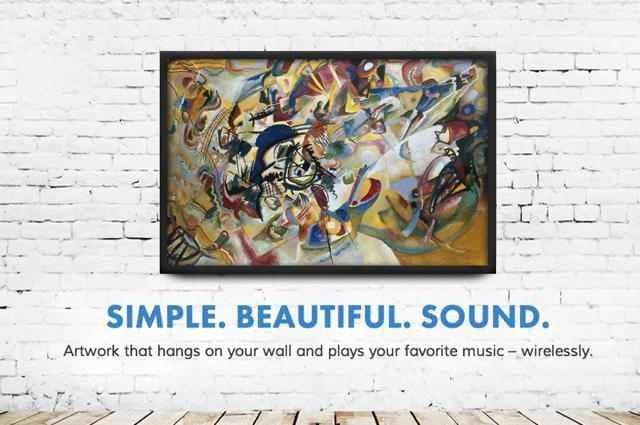 Tablourile Soundwall cu artă modernă… se aud foarte bine