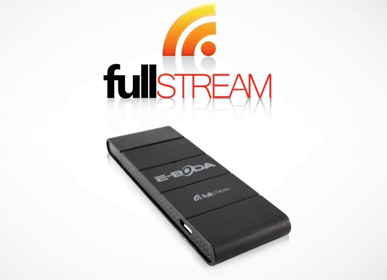 E-Boda Full Stream – Screen Mirroring la următorul nivel