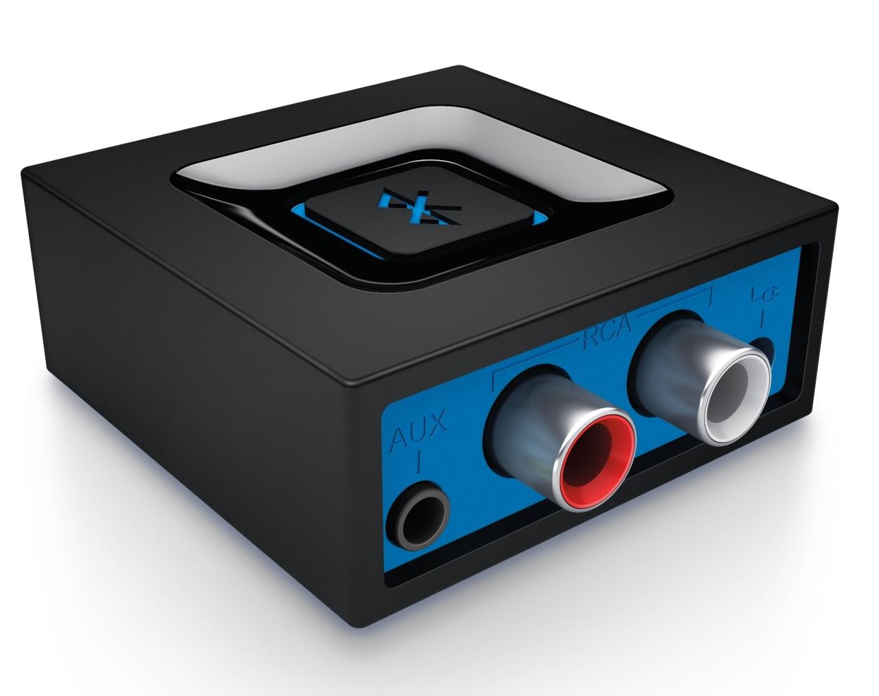 Logitech Bluetooth Audio Adapter oferă conectivitate wireless pentru orice boxă
