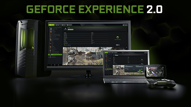 Nvidia anunță GeForce Experience 2 și noi drivere video