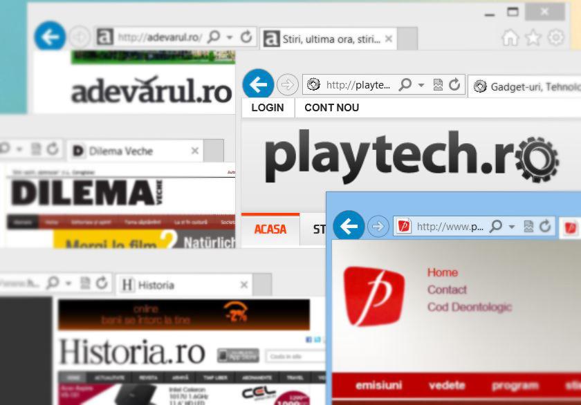 Playtech.ro a intrat în familia Prima TV