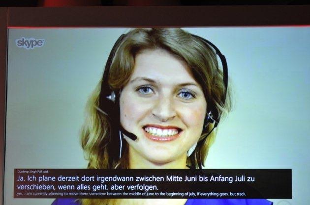 Skype Translator vine cu traduceri în timp real, în curând [VIDEO]