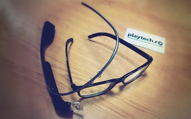 Google Glass, disponibili în Play Store. România, exclusă iar