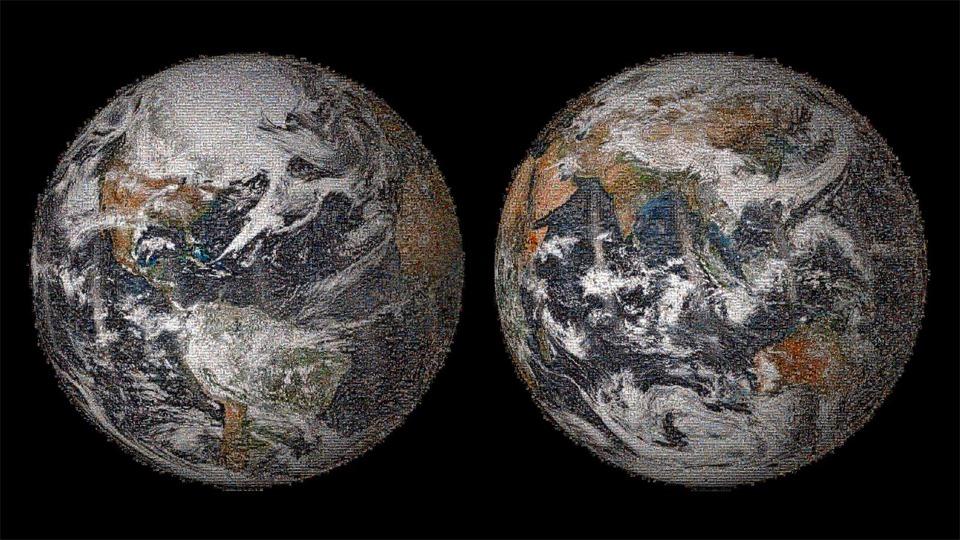 NASA vă invită la un selfie global de 3,2 gigapixeli