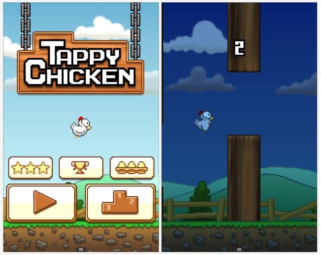 Tappy Chicken – un joc de Epic Games realizat fără programare în UE4