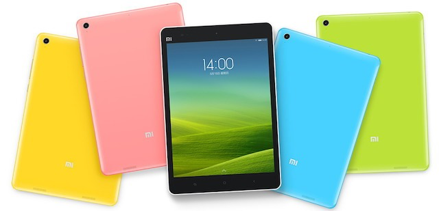 Xiaomi Mi Pad, o tabletă inspirată parcă din iPhone 5C [+VIDEO]